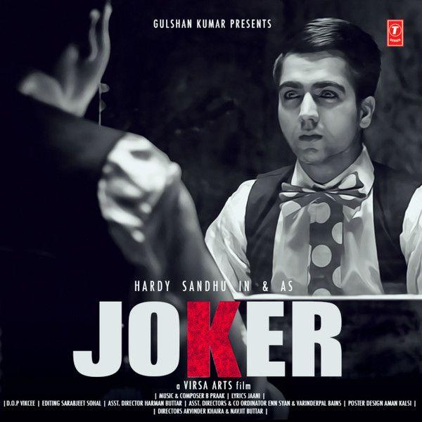Joker - Hardy Sandhu (Single)