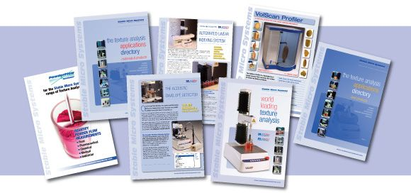 Brochures from Stable Micro Systems