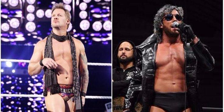 Qué tal pelea! Chris Jericho luchará contra Kenny Omega en New Japan Pro Wrestling - Diario Depor