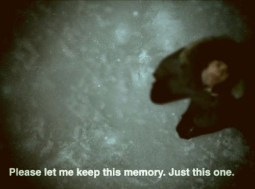 Eternal Sunshine of the Spotless Mind will always have a special place on my heart