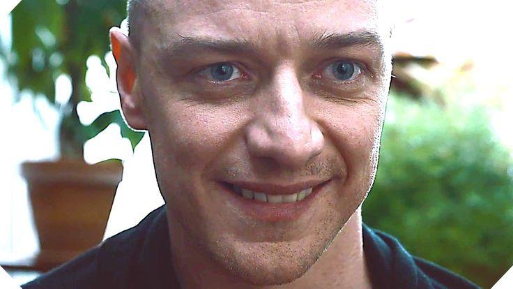 SPLIT Bande Annonce (James McAvoy, M. Night Shyamalan - Thriller Psychol...