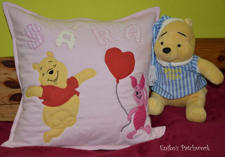 Winnie the pooh-pillow