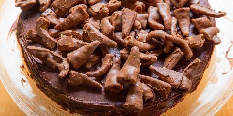 Smashkake - Dette er kake som alle skjønner er dødsgo.