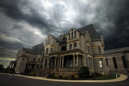 Spooky tourism: Ohio State Reformatory in Mansfield