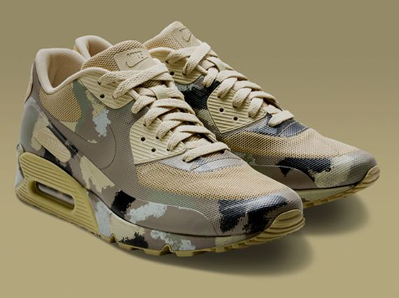 Revealed: the Nike Air Max Camo Collection