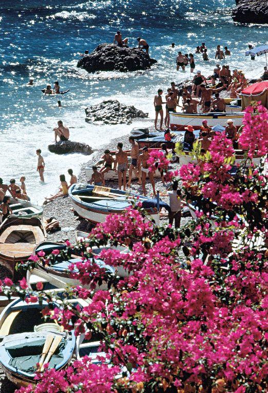 Capri. www.peonyswimwear.com. Instagram & Twitter @peonyswimwear Facebook /peonyswim