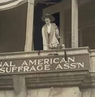 Jeannette Rankin was the only member of the House to vote against entering both WWI and WWII and is remembered for her unwavering dedication to suffrage and women's rights.