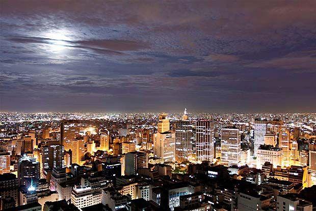 São Paulo , Centro.