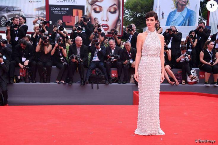 """Paz Vega - Avant-première du film """"Everest"""" lors de l'ouverture du 72e festival du film de Venise (la Mostra) le 2 septembre 2015"""