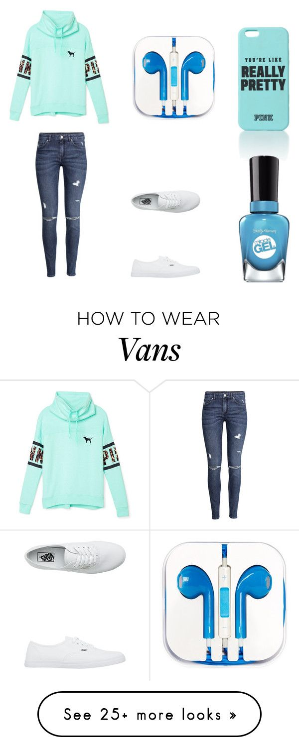 """""""Outfit 323"""" by girlychic1114 on Polyvore featuring Victoria's Secret PINK…"""