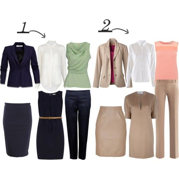 how to build a professional wardrobe for women
