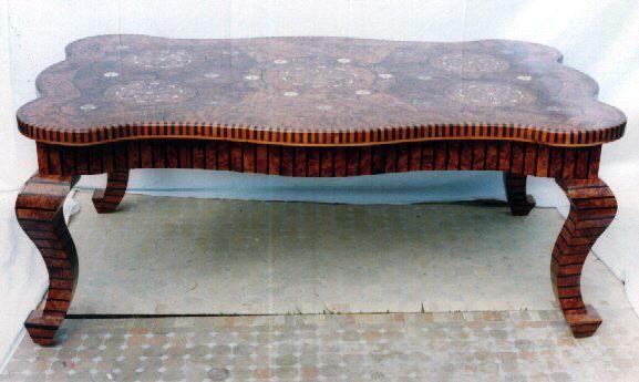 Tavolo marocchino