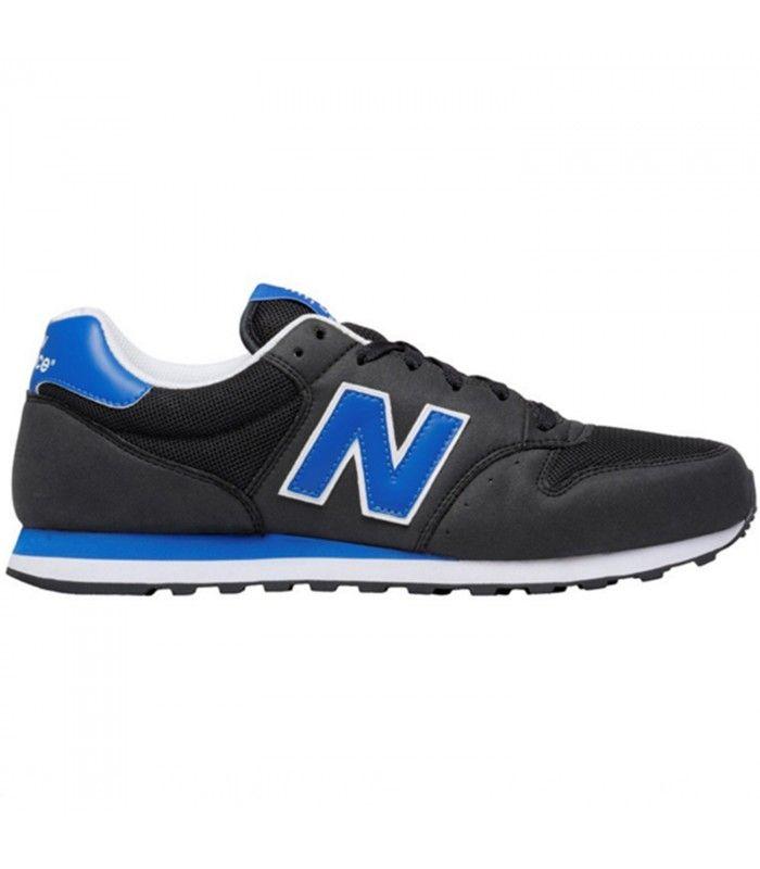 zapatillas new balance u410 negro estampado