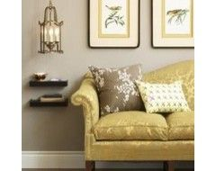 Perfect Greige Paint Color For Living Room Kitchen