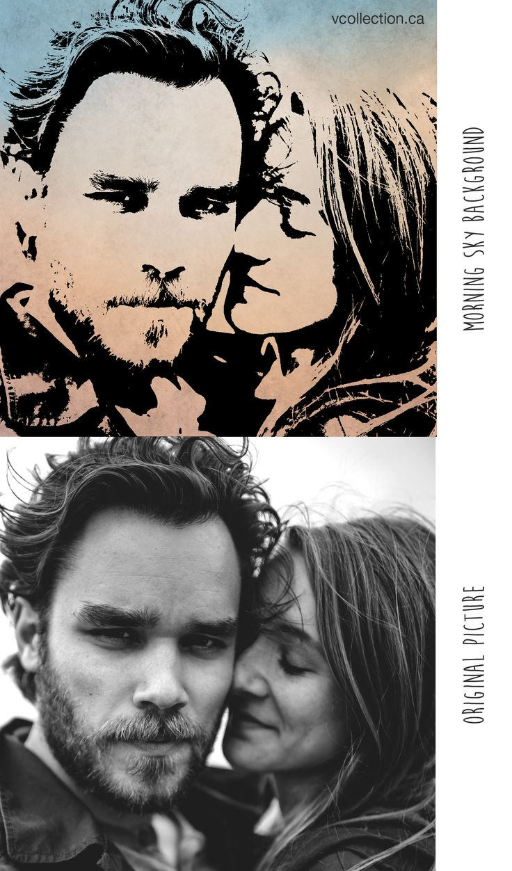 Inkscape Image on Canvas (from your photo!) Perfect Valentine Gift