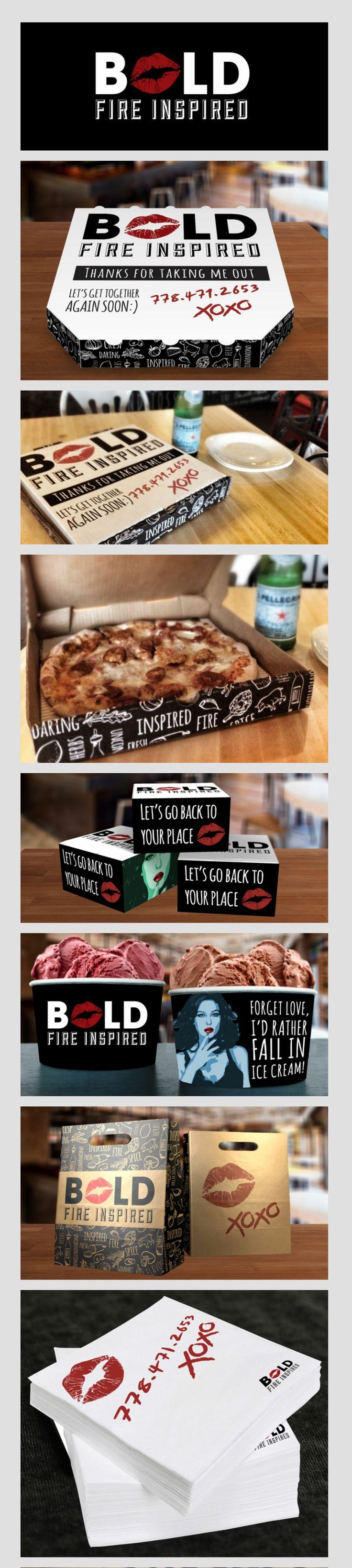 Brand and packaging restaurant branding pizza restaurant https www