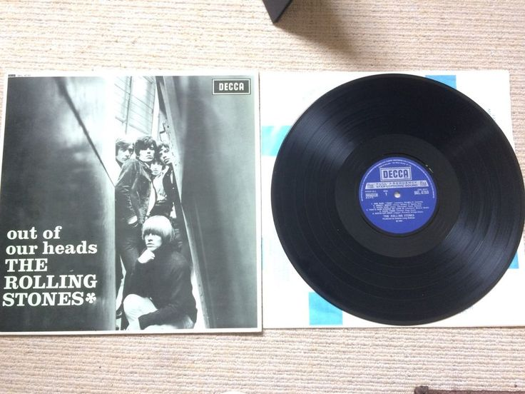 THE ROLLING STONES Out of Our Heads LP DECCA vinyl SKL.4733  UK  in Music, Records, Albums/ LPs   eBay!