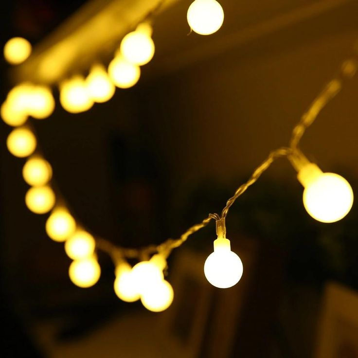 Luces led blancas calidas decohome lucesled decoideas - Luces led calidas ...