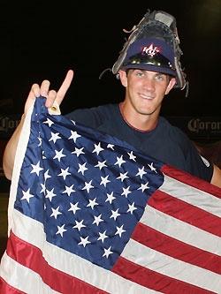 Bryce Harper, American Flag