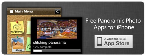 5 Free Panoramic Photo Apps for iPhone