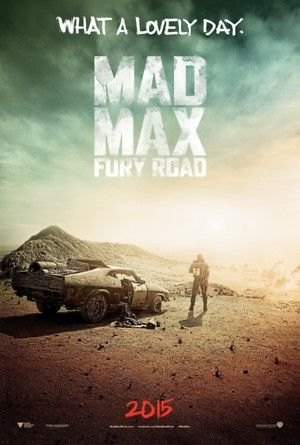 Mad Max: Fury Road (2015) DVD Release Date September 1