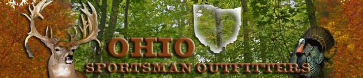 Trophy Ohio Whitetail Deer Hunting, Turkey Hunting Guides in Ohio.
