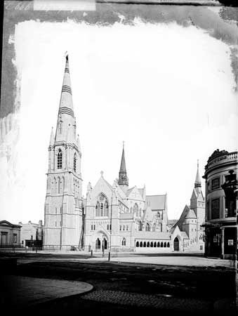 New Surrey Chapel, Westminster Bridge Road, Lambeth, c 1885