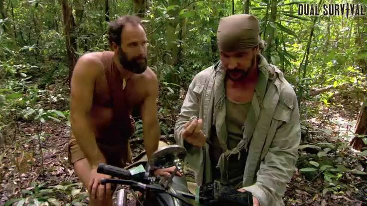 DUAL SURVIVAL: Joe & Matt Take on the Land That Time Forgot in Season Finale!