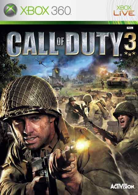 Call of Duty 3 for Xbox 360 Review http://www.fanrek.com/call-of-duty?p=1