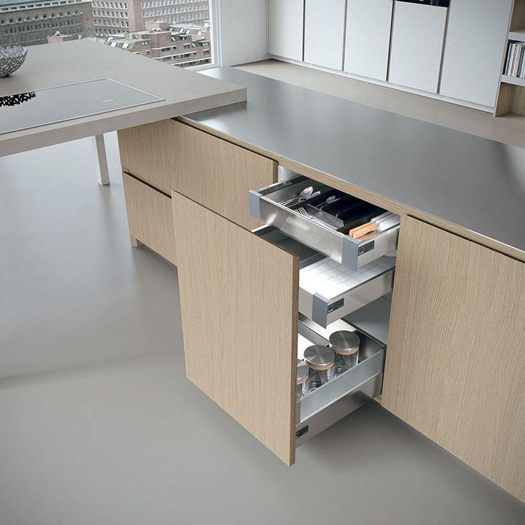 find this pin and more on soluciones de almacenaje en la cocina by cafranc