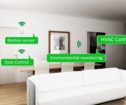 home automation and security system using gsm pdf