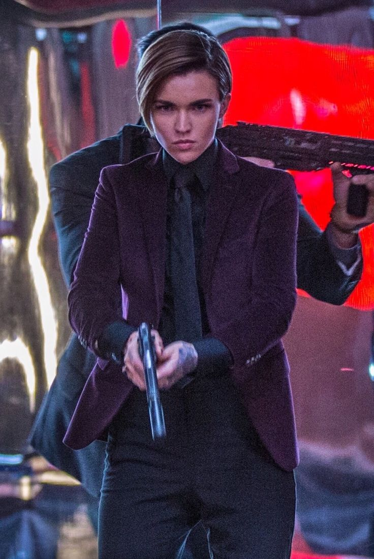 Ruby Rose in John Wick: Chapter 2
