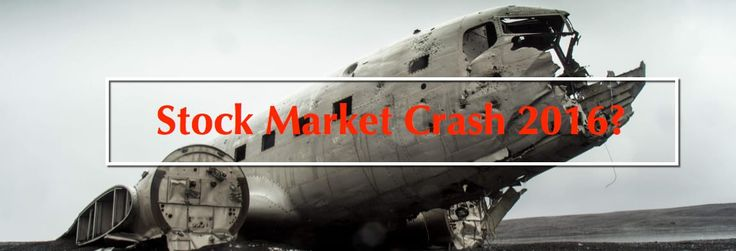 Stock market crash 2016? Largest single day plunge in Dow Jones 400 points - Free Online...
