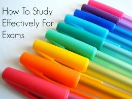 High School Study Tips for Students