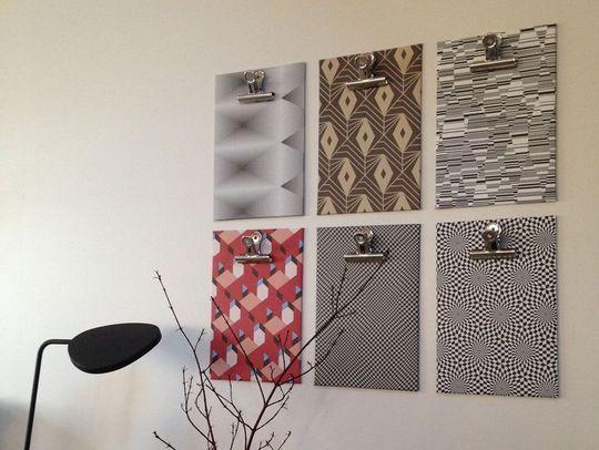 best 25 papier peint graphique ideas on pinterest. Black Bedroom Furniture Sets. Home Design Ideas