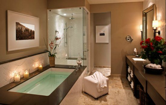 Hotel yountville in napa valley is the ultimate in luxury for Bath remodel napa ca