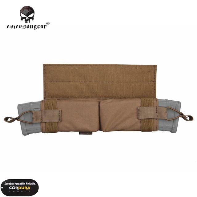 Porte Chargeur Tactique Militaire Eg Mod7 Coyote Brown Cordura Tactique Militaire Militaire Chargeur