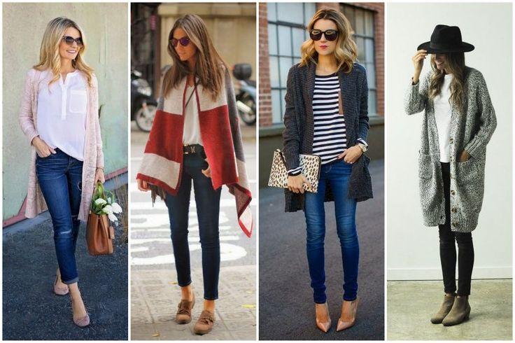 Na jaře vyměňte bundy za ponča, kardigany a pánské svetry | MODA.CZ