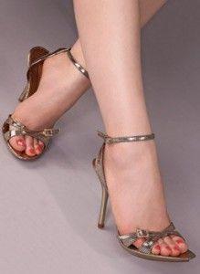 ножки в босоножках