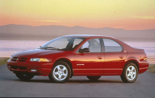 1999 Chrysler Dodge Stratus ...My very first car