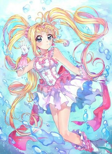 Mermaid Melody Pichi Pichi Picht