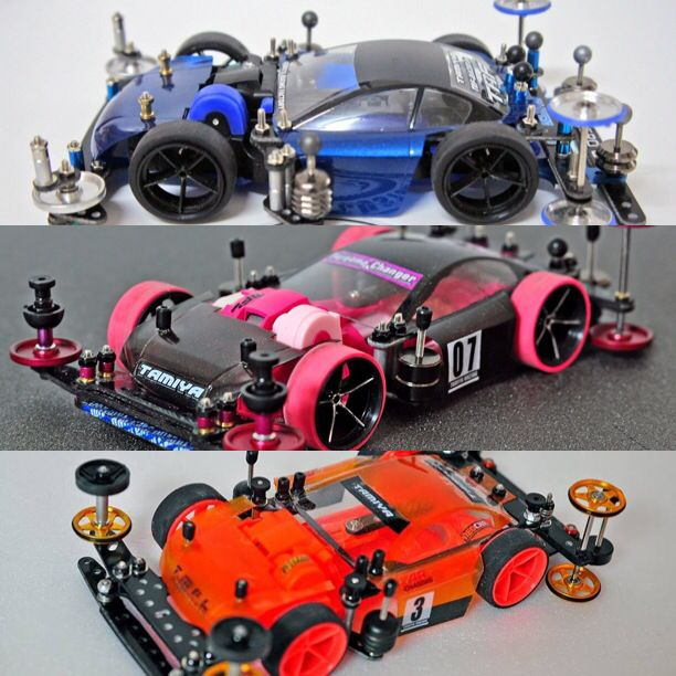 ARFM PIMPED by Marc Miatari Tamiya Blacktuners Japan