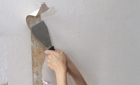 Cómo eliminar el papel pintado de tus paredes - http://decoracion2.com/como-eliminar-el-papel-pintado-de-tus-paredes/65412/ #EliminarElPapelPintado
