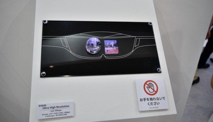 Sharp revela nova tecnologia de ecrã para realidade virtual