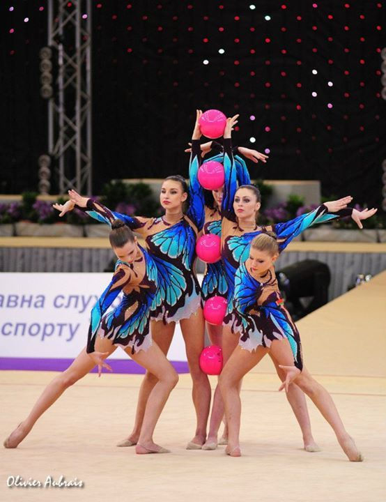 Group Belarus, World Cup (Kiev) 2012