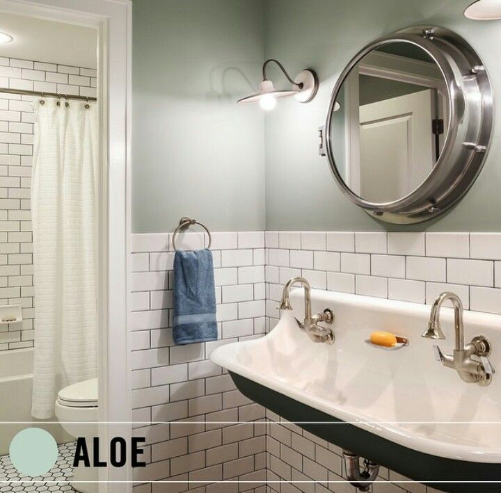 Jeff Lewis Color Aloe painted on