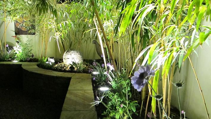 Lighting | Owen Chubb Garden Landscapes