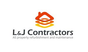 Take a look at this awesome logo 'LJContractors'