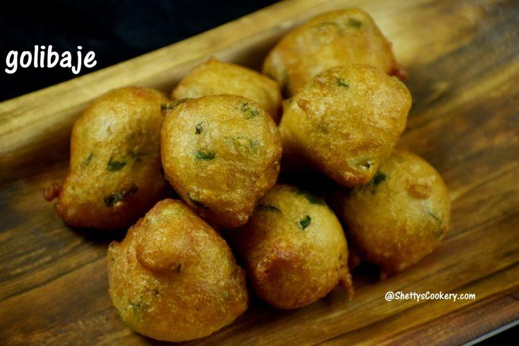golibaje recipe | mangalore bajji recipe