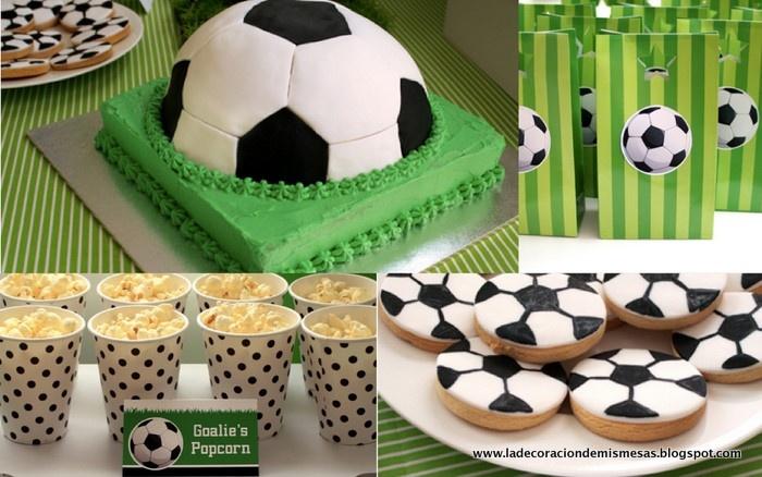 la decoración de mis mesas: Ideas para cumpleaños infantiles